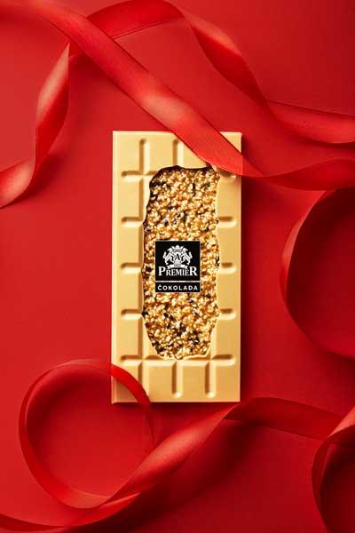 Premier čokolade (Art Ival)