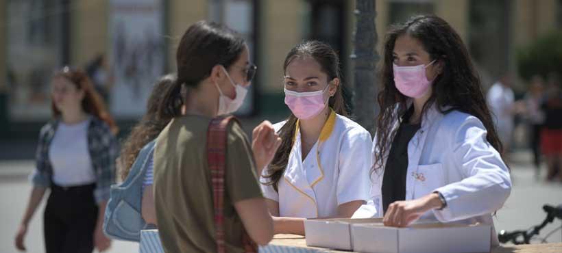 Veliki broj mladih se odazvao na Exitovu akciju vakcinisanja