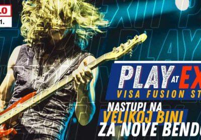 EXIT i Visa biraju četiri nova autorska benda