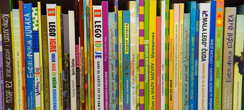Kreativni Centar - knjige