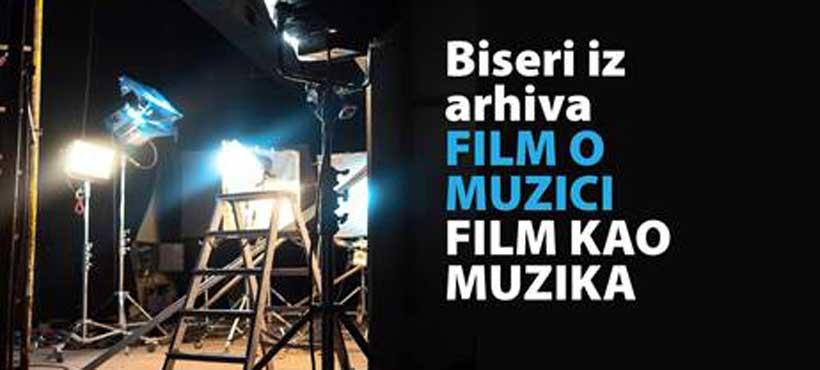 DKSG: Film o muzici/Film kao muzika