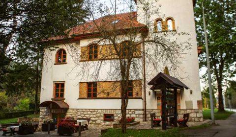 Perućac - Vila Drina Perućac