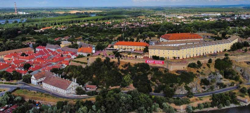 EXIT: Petrovaradinska tvrđava