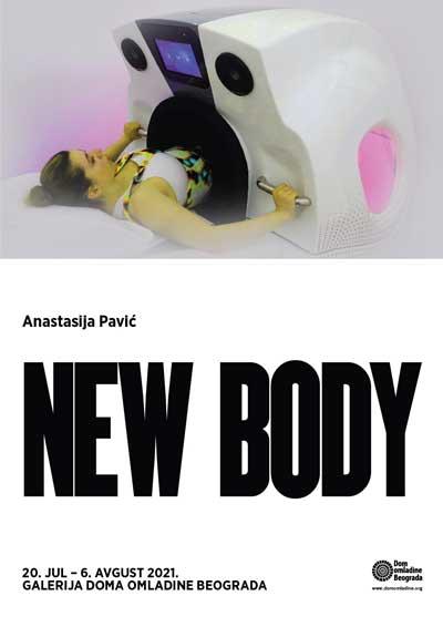 Plakat NEW BODY