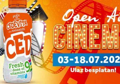 Cedevita Open Air Cinema