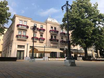 VRNJAČKA BANJA – Zepter Hotel