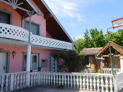 PALIĆ – Soba i apartmani Anna