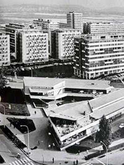DKSG: Arhitektura Novog Beograda na filmu