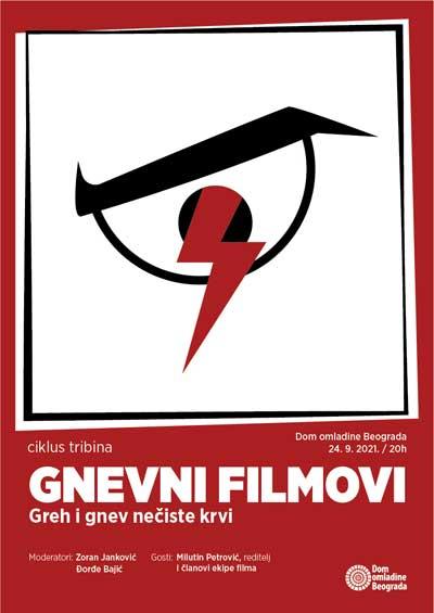 """GNEVNI FILMOVI: """"Greh i gnev nečiste krvi"""""""