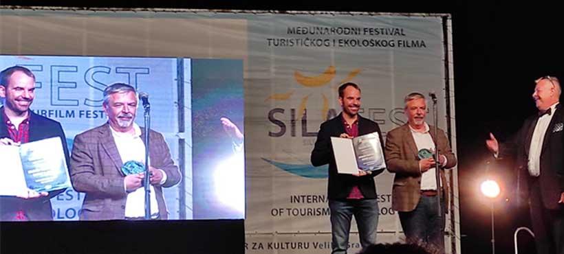 """""""Šetnja kroz istoriju i kulturu Beograda"""" dobitnik je nagrade na SILAFEST-u,"""