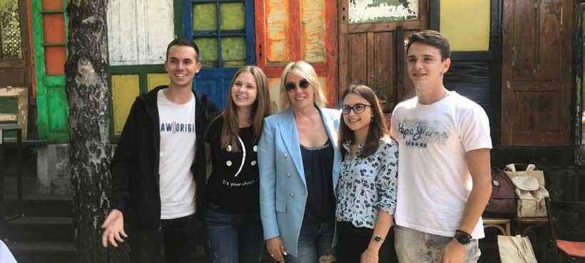 Fondacija Ana i Vlade Divac podržava talentovane srednjoškolce Srbije