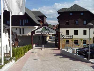 Zlatibor - Apartman Tina